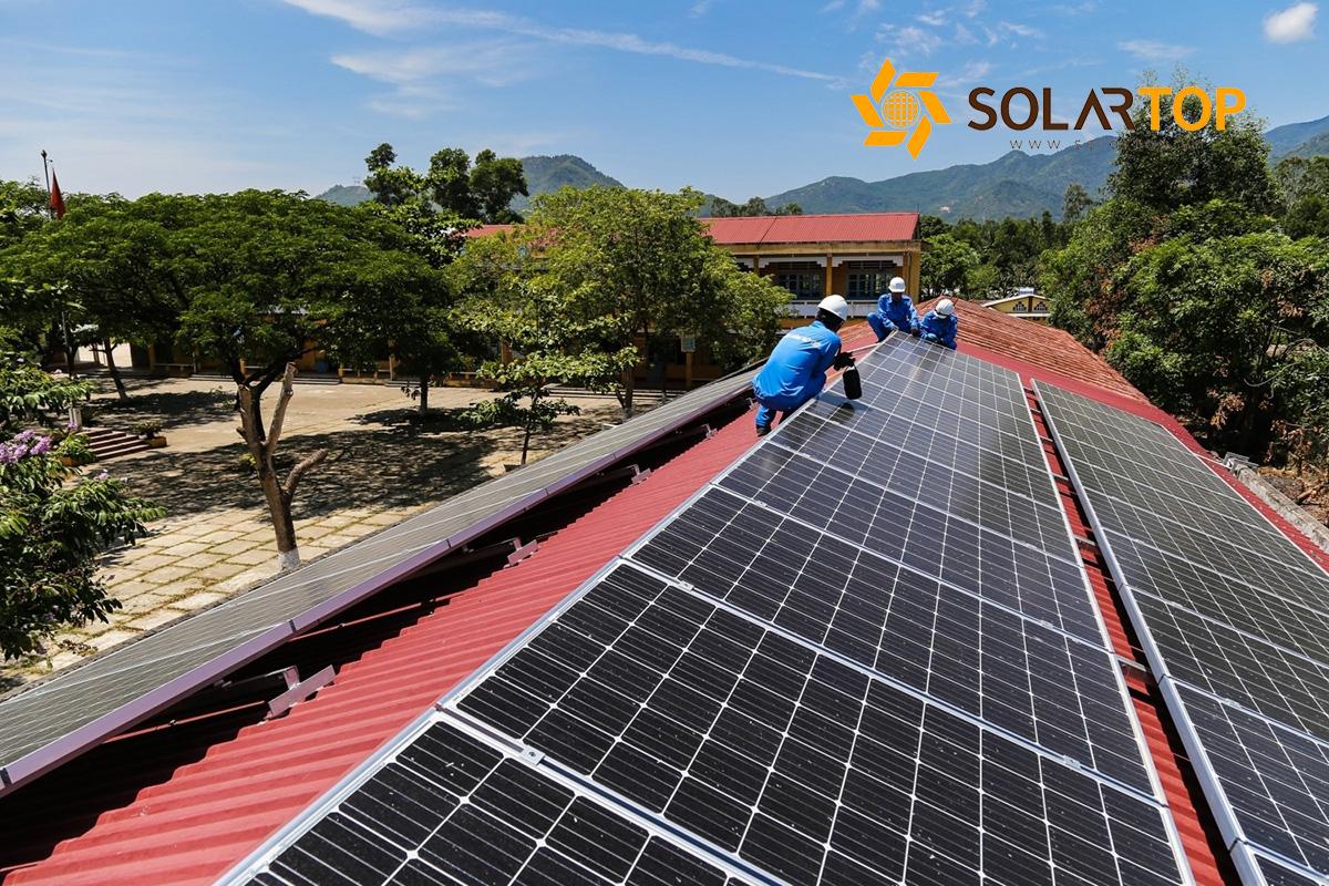 Chi tiết về chi phí điện mặt trời áp mái 2020 cho từng loại hình đầu tư