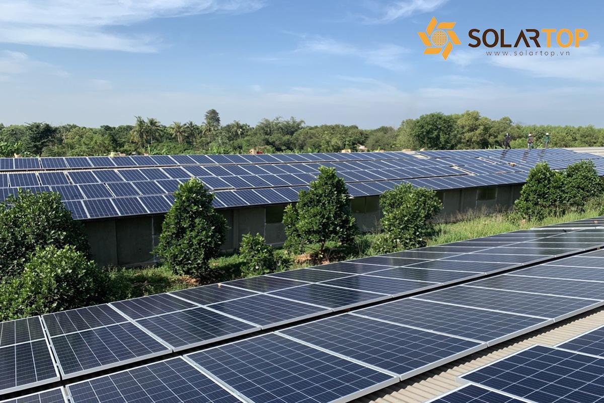 Hướng dẫn đầu tư hệ thống điện năng lượng mặt trời áp mái để bán cho EVN